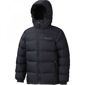 photo: Marmot Girls' Guides Down Hoody down insulated jacket