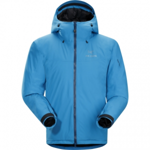 photo: Arc'teryx Men's Fission SL Jacket synthetic insulated jacket