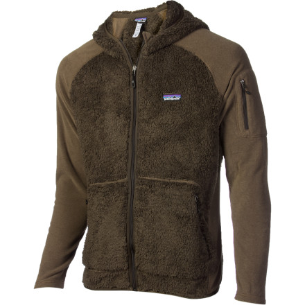 photo: Patagonia Los Lobos Jacket fleece jacket
