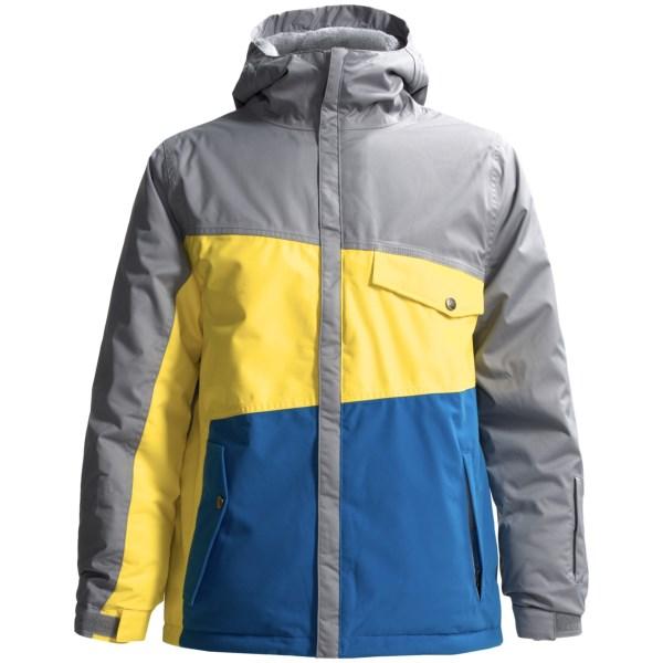 photo: 686 Authentic Angle Jacket snowsport jacket