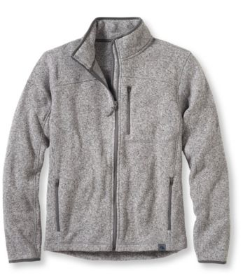 L.L.Bean Sweater Fleece Jacket