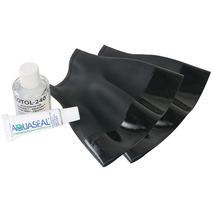 NRS Latex Wrist Gasket Repair Kit
