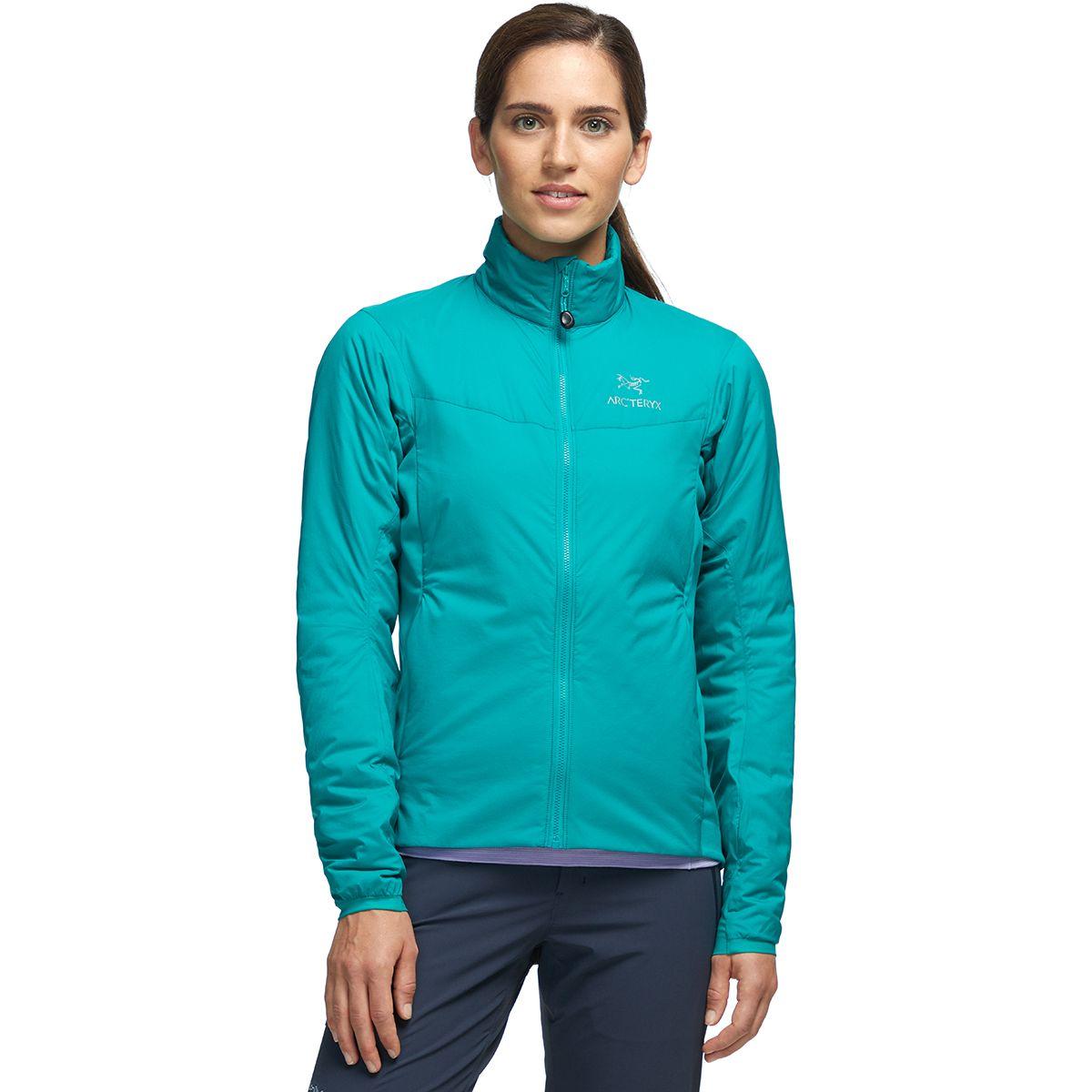 photo: Arc'teryx Women's Atom LT Jacket synthetic insulated jacket