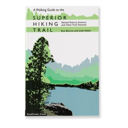 RockFlower Press A Walking Guide to the Superior Hiking Trail