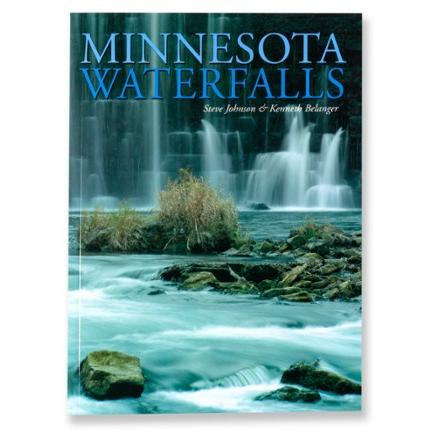 Trails Books Minnesota Waterfalls