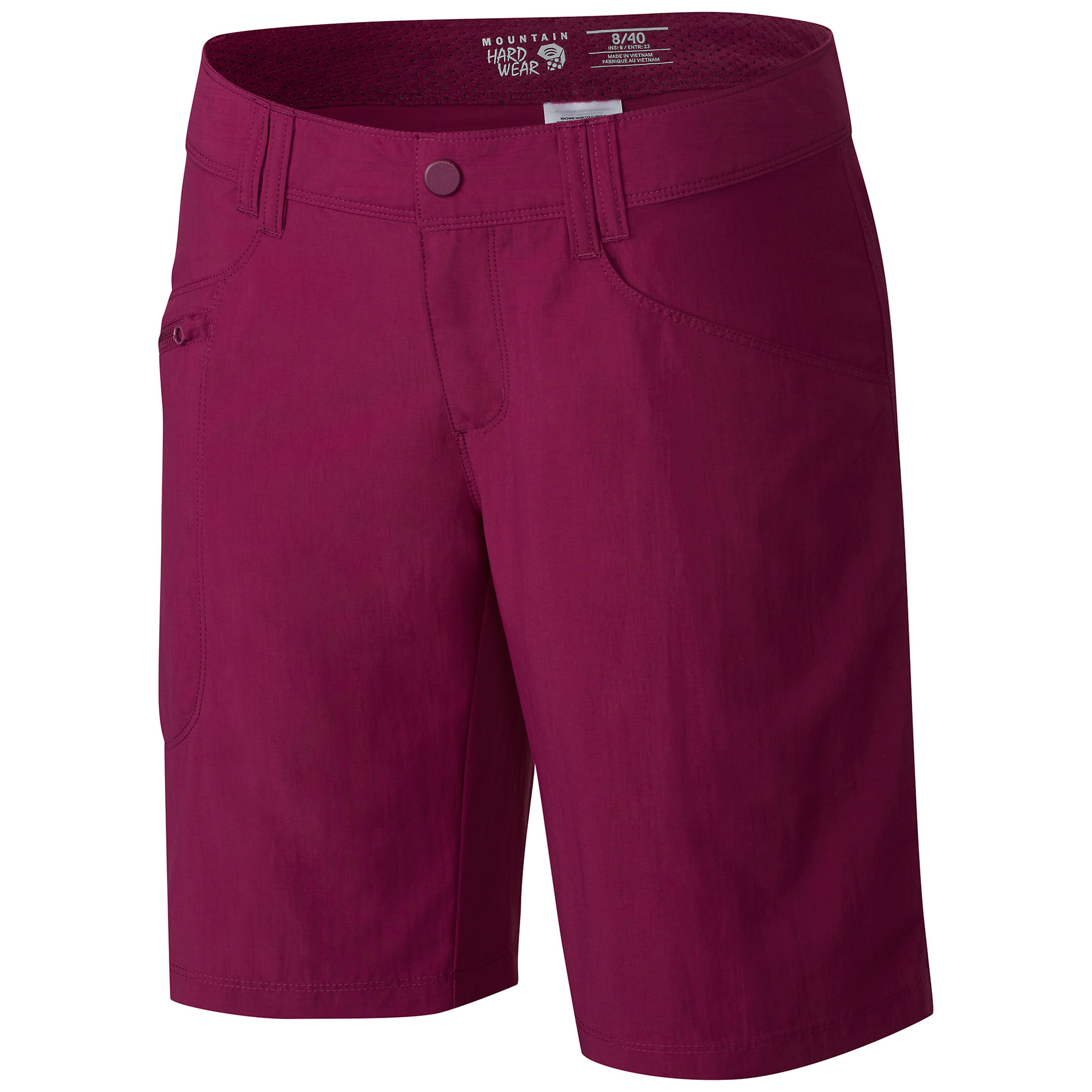 photo: Mountain Hardwear Ramesa Short hiking short