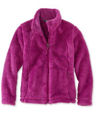 L.L.Bean High-Pile Fleece