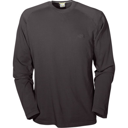 photo: The North Face Men's A5 Long Sleeve Crew long sleeve performance top