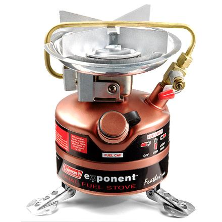 photo: Coleman Feather 442 Dual Fuel Stove liquid fuel stove