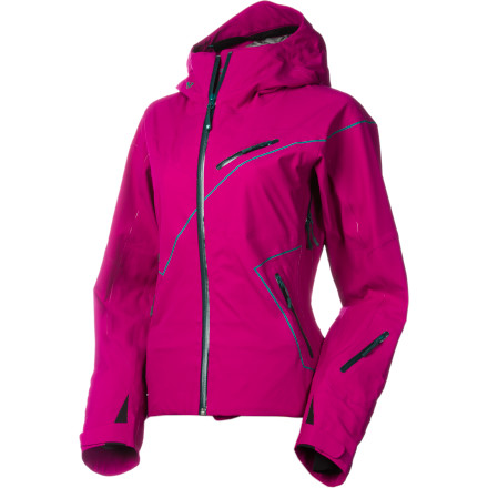photo: Stoic Women's Bombshell Jacket waterproof jacket