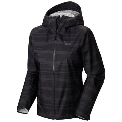 Mountain Hardwear Plasmic Geo Jacket