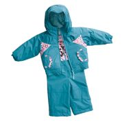 photo: Columbia Arctic Andrea Reversible Set kids' snowsuit/bunting
