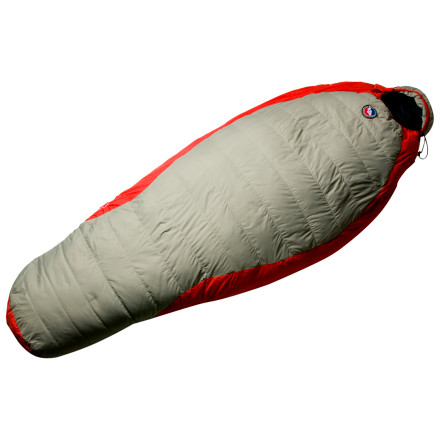 photo: Big Agnes Moon Hill 0 3-season down sleeping bag