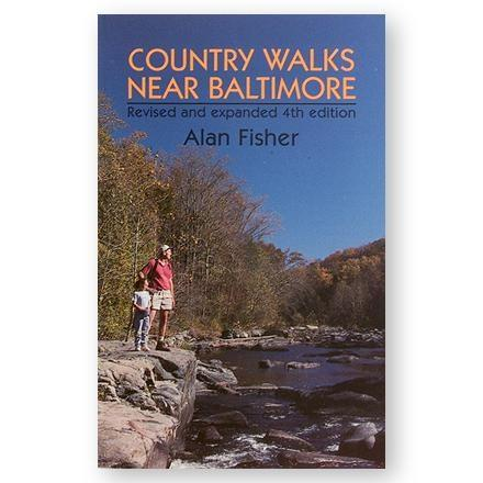 photo: Rambler Books Country Walks Near Baltimore us northeast guidebook