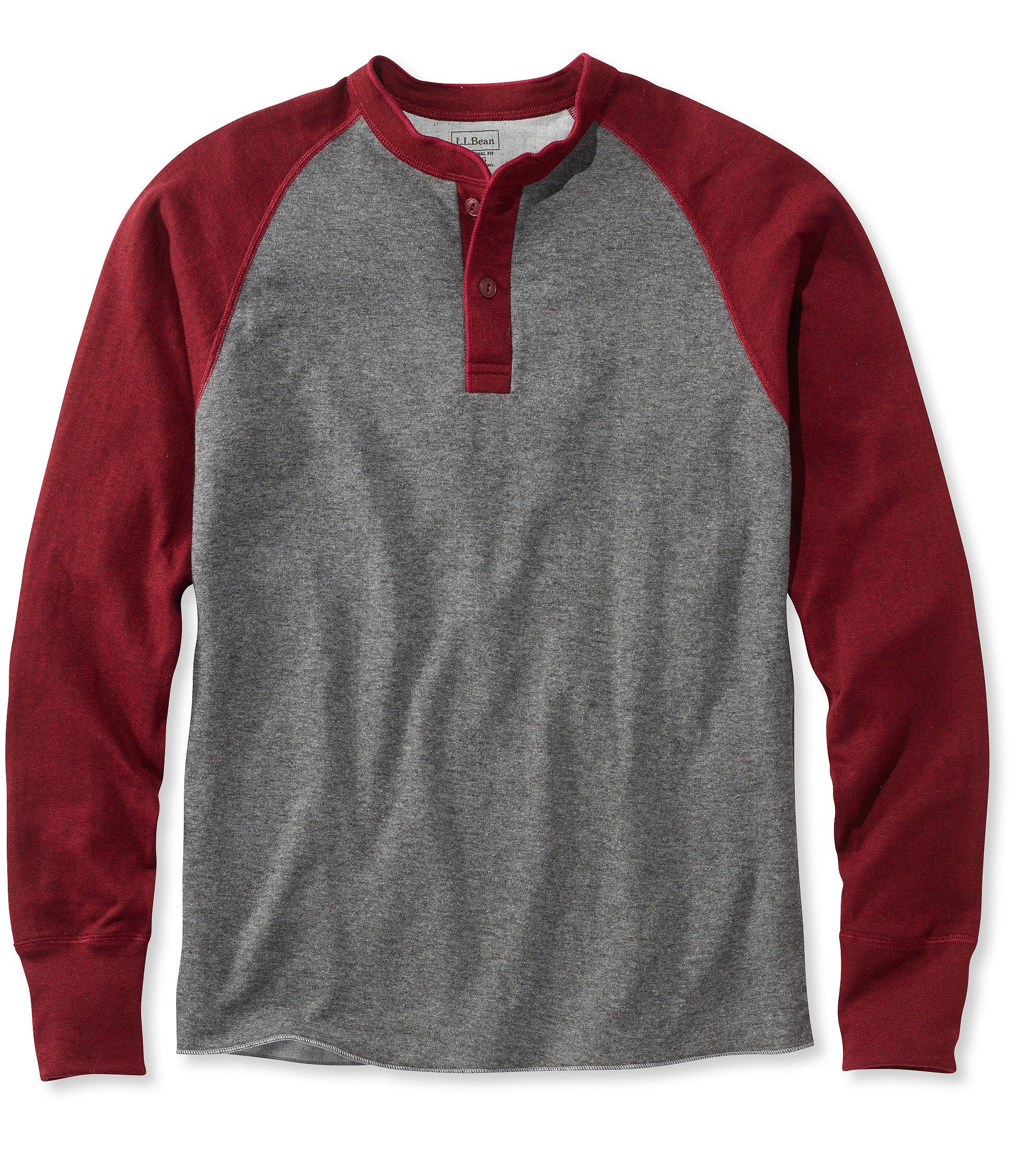 L.L.Bean Two-Layer River Driver's Shirt