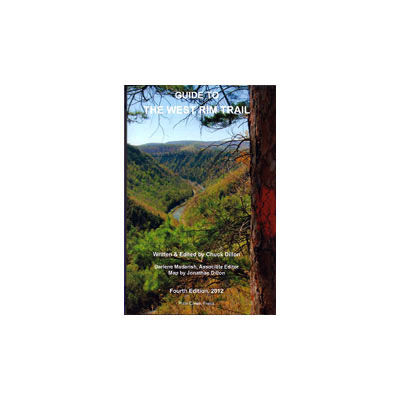 Pine Creek Press Guide to the West Rim Trail