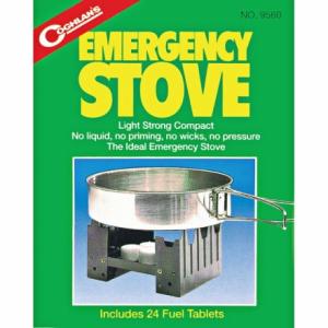 photo: Coghlan's Emergency Stove survival gear