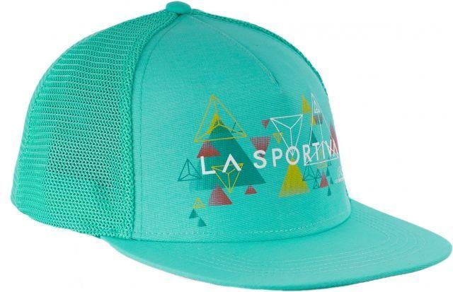 photo: La Sportiva Trucker Hat Vertriangle cap
