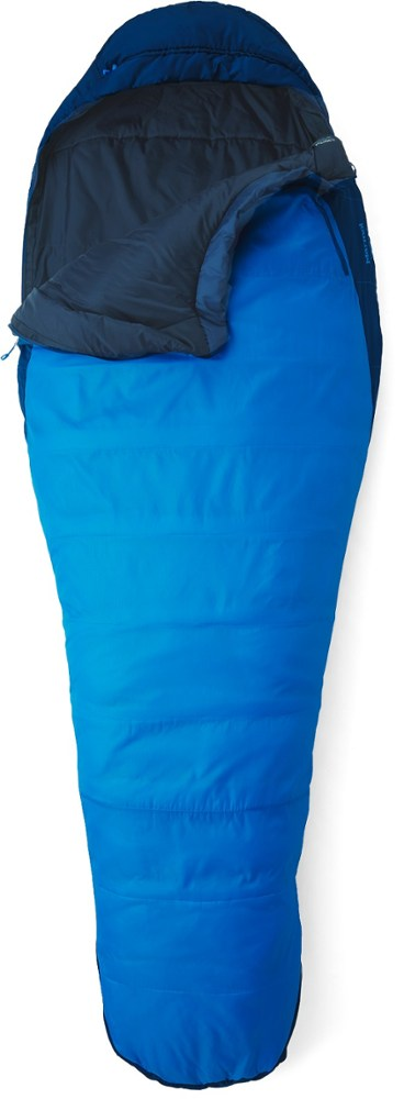 photo: Marmot Trestles 15 3-season synthetic sleeping bag
