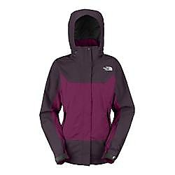 photo: The North Face Mountain Light Parka waterproof jacket