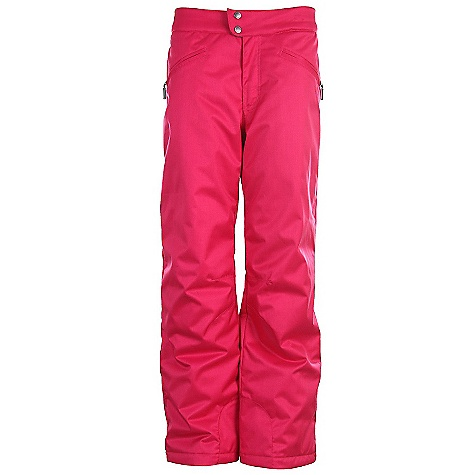 photo: White Sierra Cinder Cone Pant snowsport pant