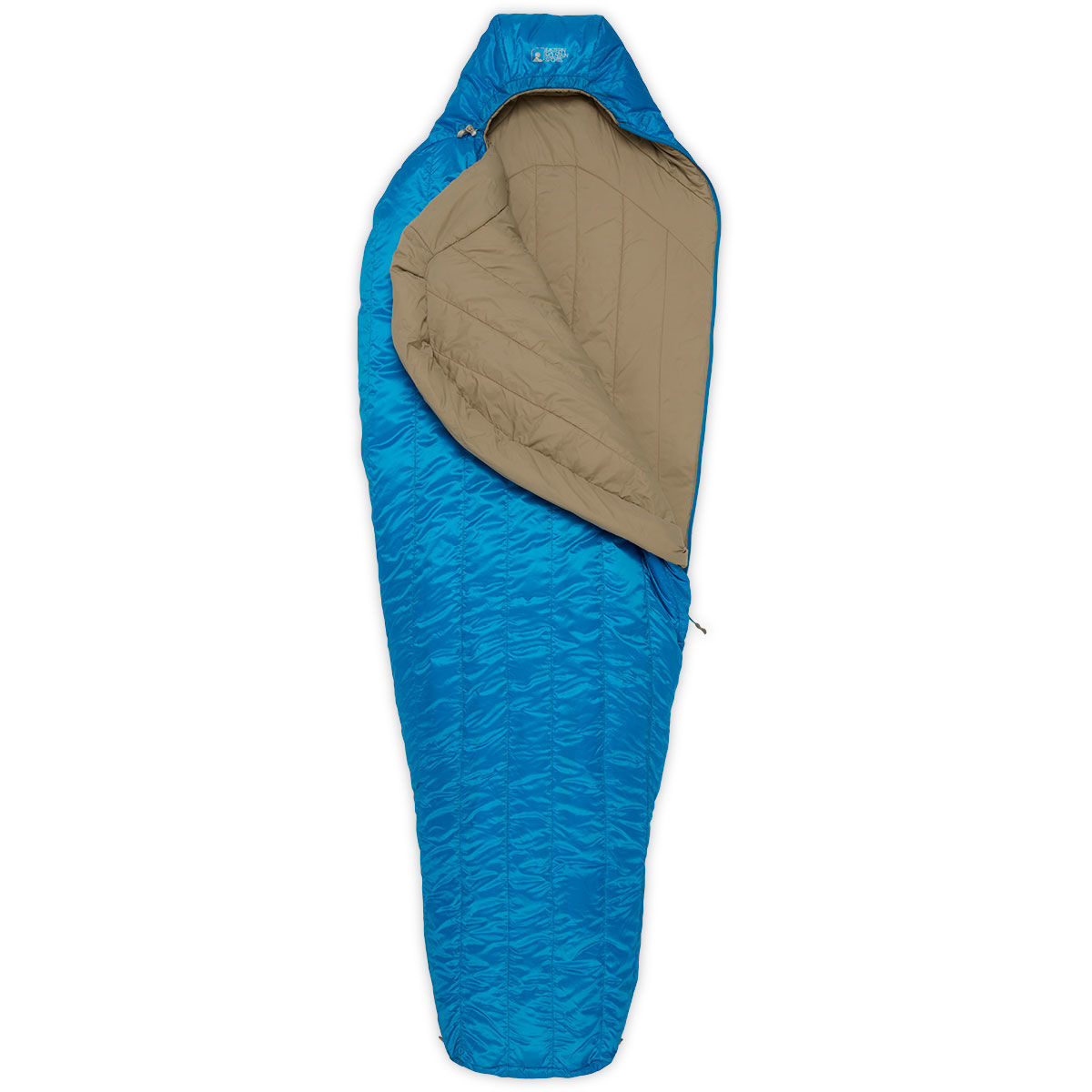 photo: EMS Boreal 20 3-season synthetic sleeping bag