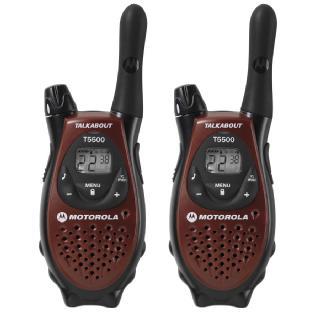 Motorola T5500AA Radios