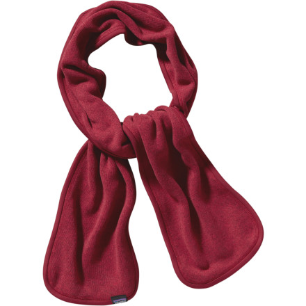 photo: Patagonia Better Sweater Scarf accessory