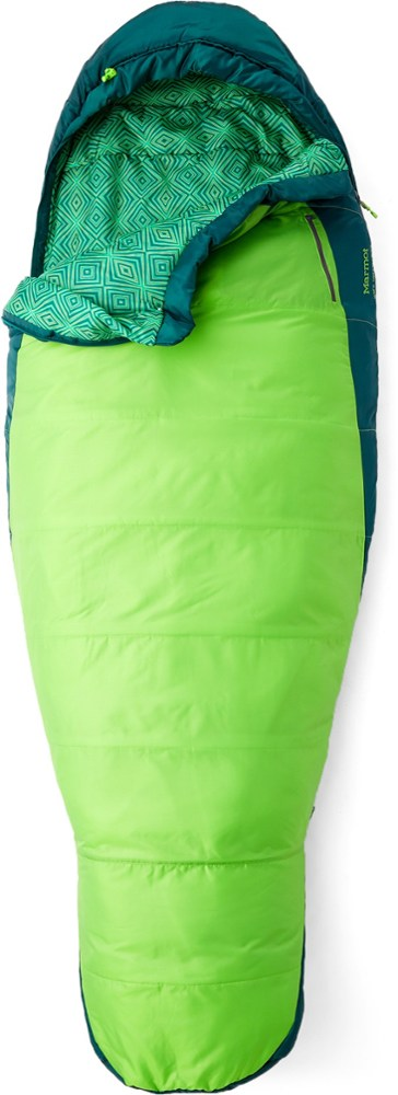 photo: Marmot Women's Trestles 30 3-season synthetic sleeping bag