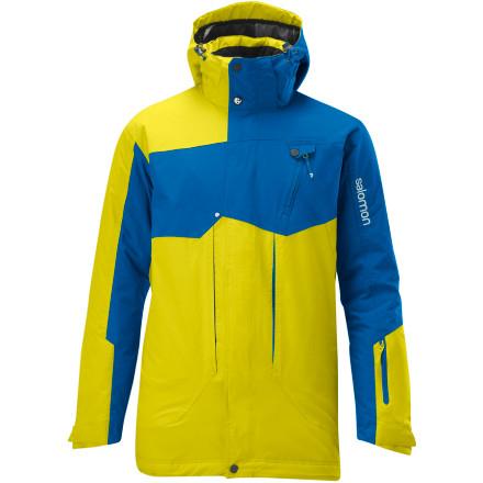 photo: Salomon Reflex Jacket snowsport jacket