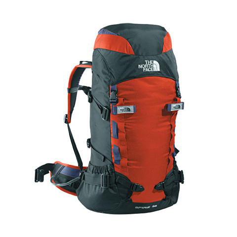 photo: The North Face Spire 38 overnight pack (2,000 - 2,999 cu in)