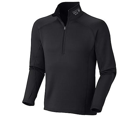 photo: Mountain Hardwear Stretch Thermal Zip-T fleece top