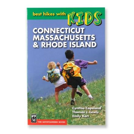 The Mountaineers Books Best Hikes with Kids - Connecticut, Massachusetts & Rhode Island