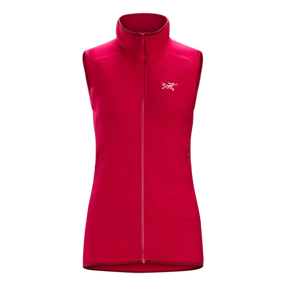 photo: Arc'teryx Women's Kyanite Vest fleece vest