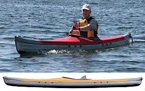 Pakboats   XT-15 Solo