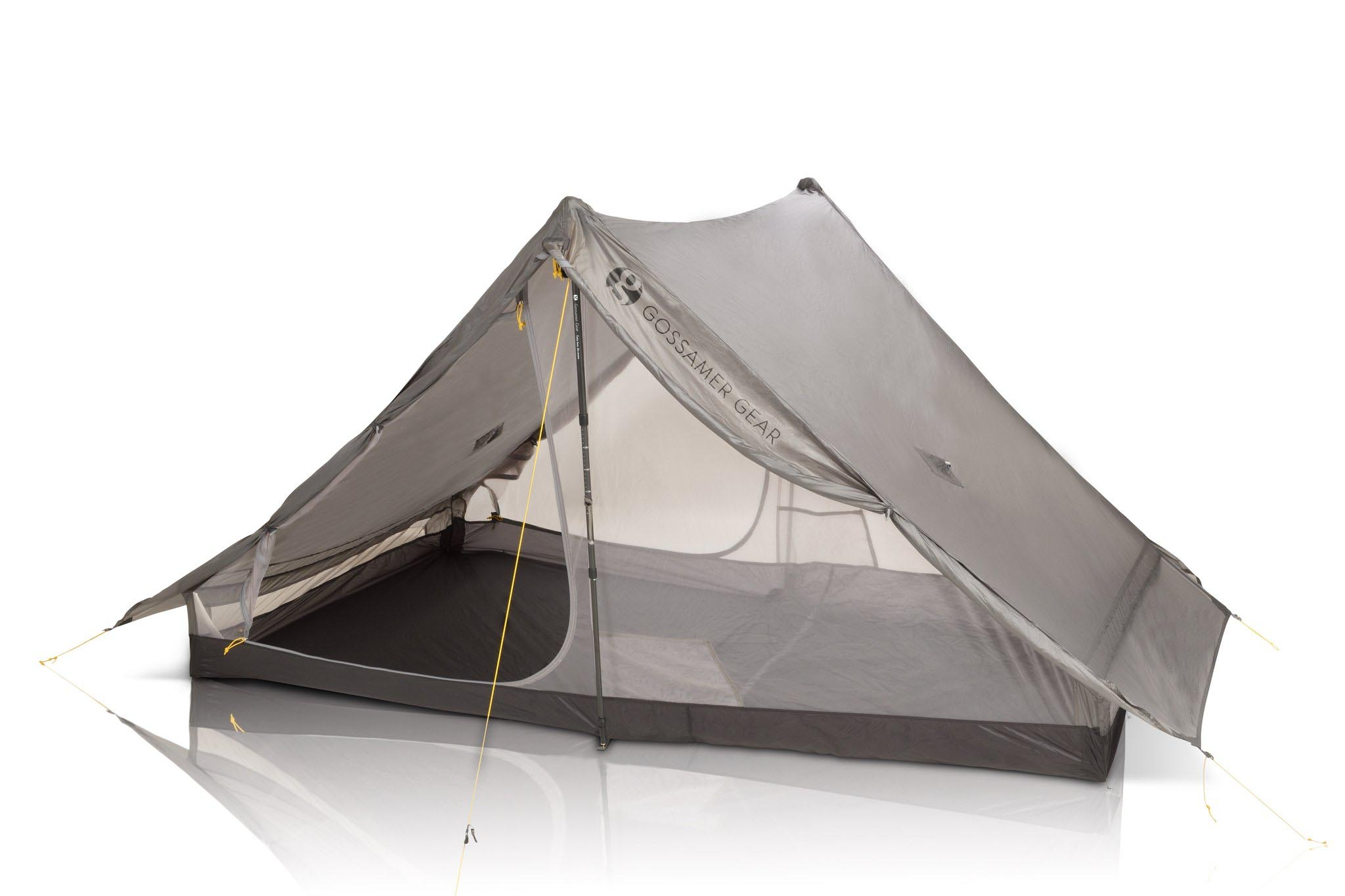 photo: Gossamer Gear The Two three-season tent