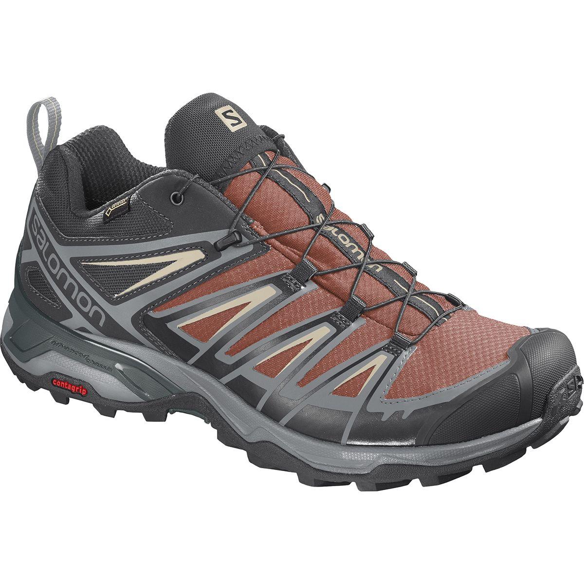 photo: Salomon X Ultra 3 GTX trail shoe
