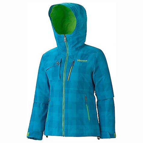 photo: Marmot Alter Ego Jacket snowsport jacket