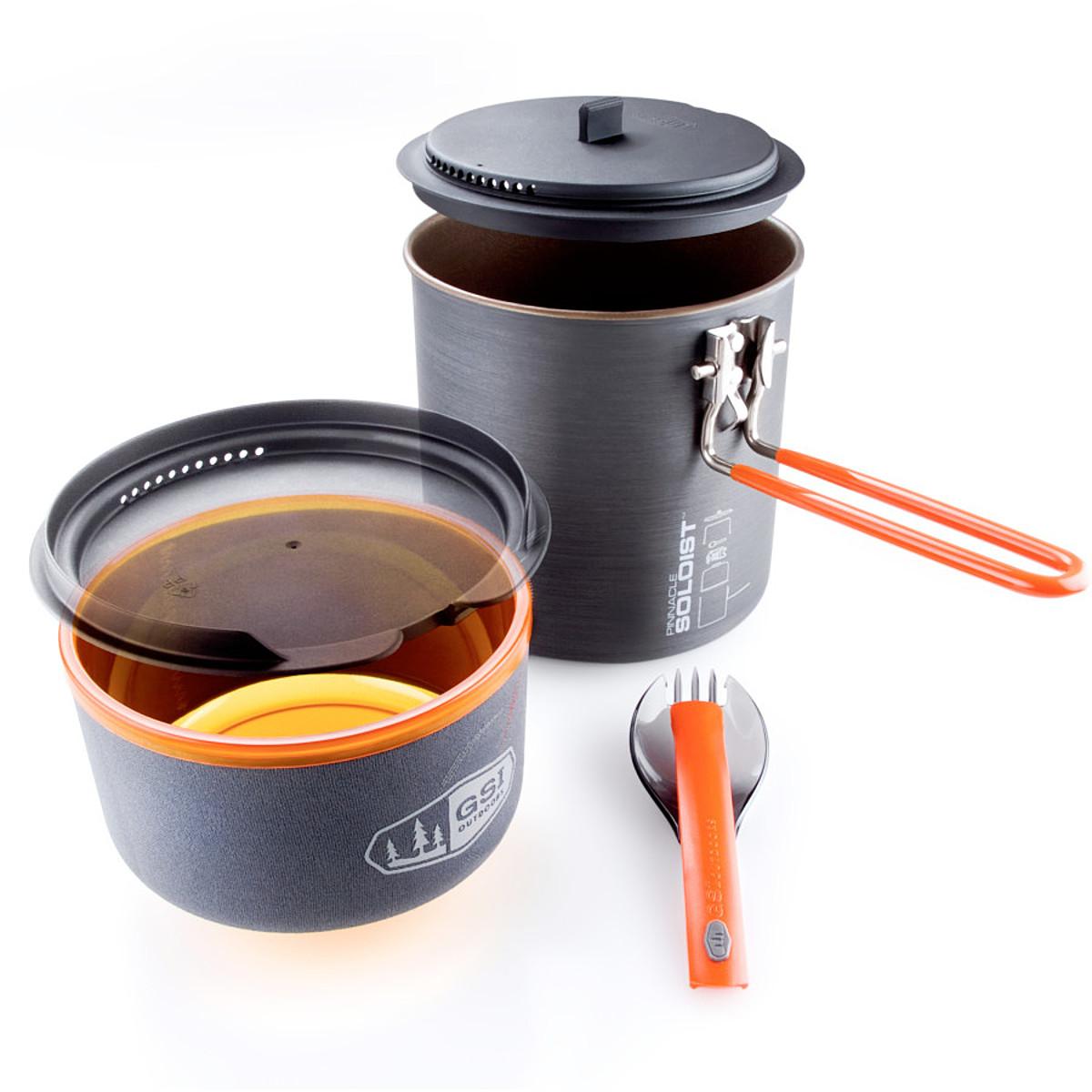 photo: GSI Outdoors Pinnacle Soloist pot/pan