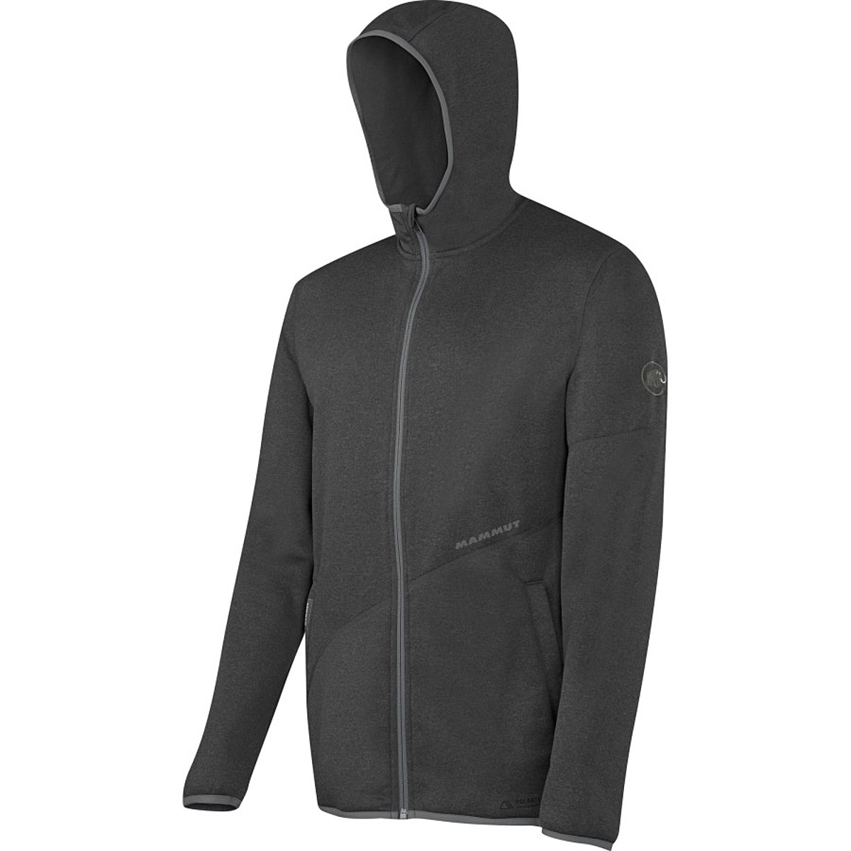 photo: Mammut Go-Far Hoody fleece jacket
