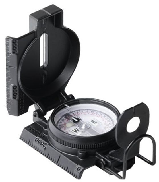 photo: Cammenga Tritium Lensatic Compass 3H handheld compass