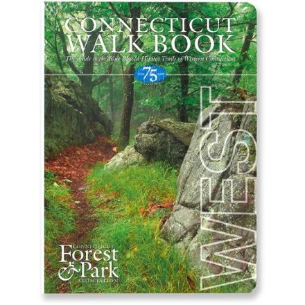 photo: Connecticut Forest & Park Association Connecticut Walk Book West us northeast guidebook
