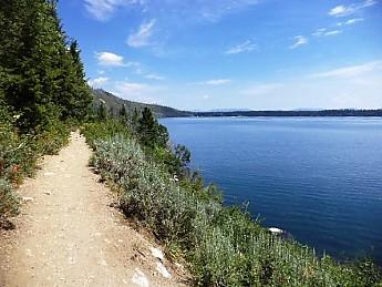Trail-along-west-side-of-Jenny-Lake-GTNP
