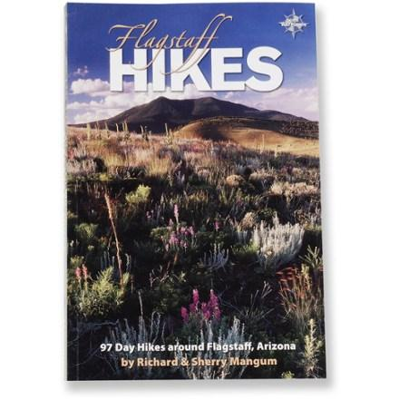 photo: Hexagon Press Flagstaff Hikes us mountain states guidebook