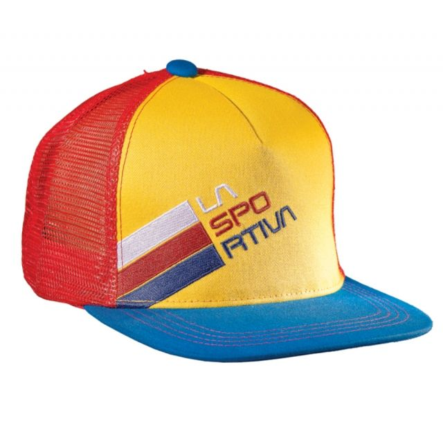 photo: La Sportiva Trucker Hat Stripe cap