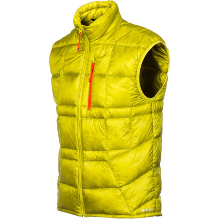 photo: Stoic Hadron Down Vest down insulated vest