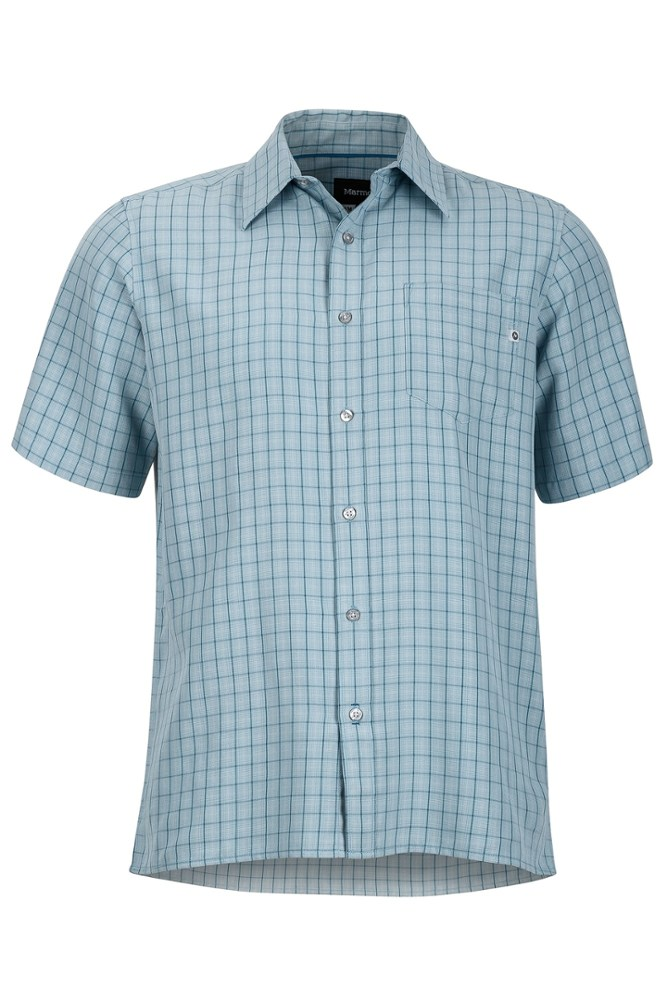 photo: Marmot Eldridge LS Shirt hiking shirt