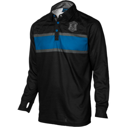 photo: DaKine Manchester Rugby base layer top