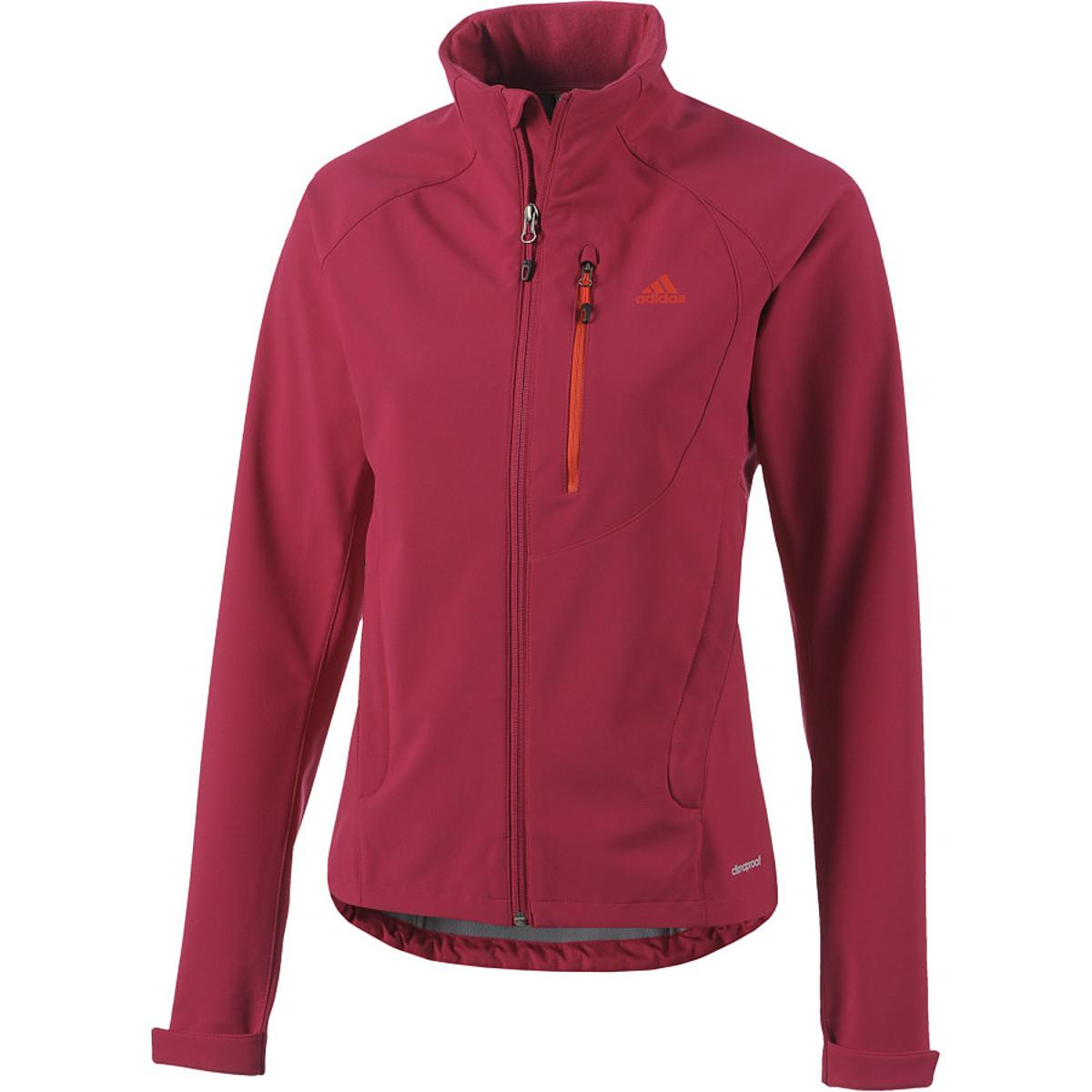 photo: Adidas Women's Hiking Softshell Jacket soft shell jacket