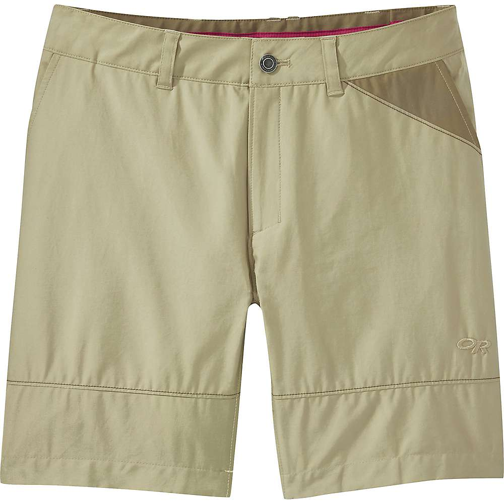 photo: Outdoor Research Quarry Shorts hiking short